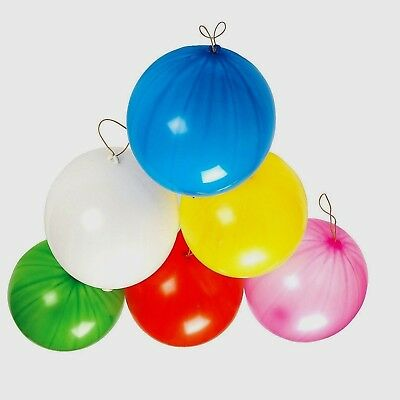 Punch Balloons,party bag fillers