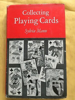 Collecting Playing Cards Sylvia Mann 1966