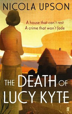 The Death of Lucy Kyte, Nicola Upson