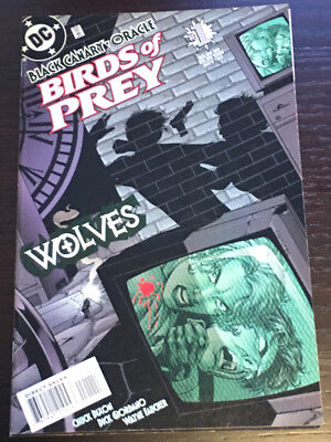 Birds of Prey: Wolves #1 DC Comics Black Canary Oracle VERY FINE