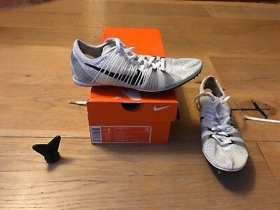 Women's Nike Flywire Zoom Victory 2 track / sprint / running spikes size 5.5