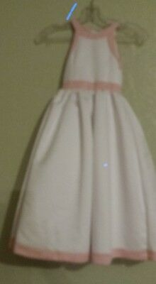 Flower Girl Size 2 Forever Yours White/Primrose New with Tags Ball Gown