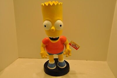 RARE BART SIMPSON LARGE RUBBER STATUE by A LA CARTE of GERMANY