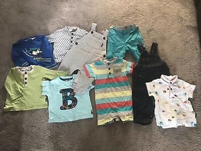 Ted Baker ****JOBLOT-  3-6 Months**** - Boys - 9 ITEMS - Fantastic Condition