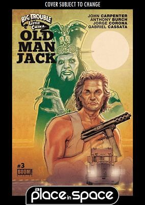 Big Trouble In Little China: Old Man Jack #3A (Wk47)