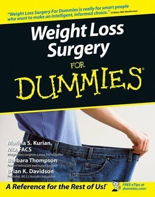 Weight Loss Surgery For Dummies, New