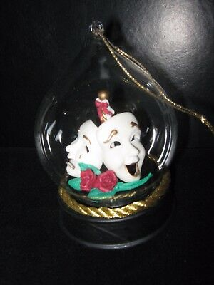 The San Francisco Music Box , Phantom Of The Opera Musical Ornament