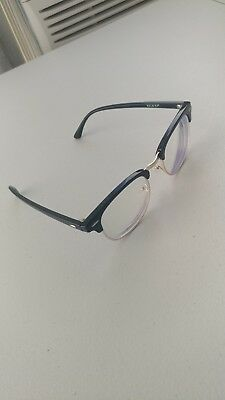 Browline Eyeglasses 195421 - BARELY USED - PRESCRIBED- See Images For Detail