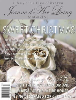 DECEMBER 2017 Jeanne d'Arc Living MAGAZINE# 12 A PREORDER*