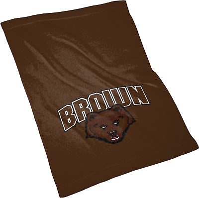 Spectrum Sublimation Brown University Flip Rally Towel (Brown)