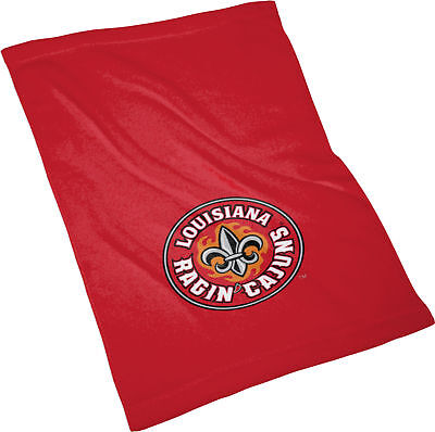 Spectrum Sublimation University of Louisiana at Lafayette Flip Rally Towel (ULL)