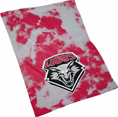 Spectrum Sublimation The University of New Mexico Grunge Rally Towel (UNM)