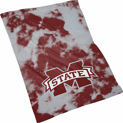 Spectrum Sublimation Mississippi State University Grunge Rally Towel (MSU)