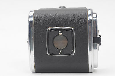 Hasselblad A12 V-Button Roll Film Back Chrome                               #798