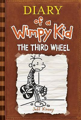 The Third Wheel (Diary of a Wimpy Kid, Book 7)  (NoDust) by Kinney, Jeff