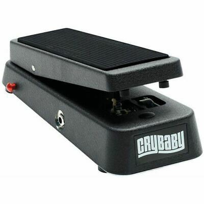 """New Dunlop 95Q Cry Baby Wah Wah Guitar Pedal with """"Q"""" Control and Volume Boost"""