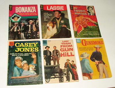 %  1960's Tv Show Movie   Comic Book Collection Lot Y-49