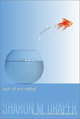 Out of My Mind  (ExLib) by Sharon M. Draper