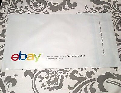 20 eBay Branded Envelopes 6.25 x 8.5  Polymailer Save buy More than 1,2,3