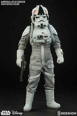 Sideshow Star Wars Imperial At-At Driver / Sixth Scale