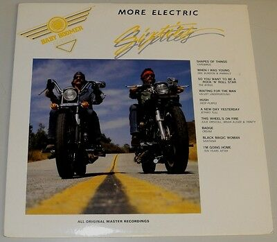 ★★Lp Ca**various - More Electric Sixties (Polydor '87)★★9453