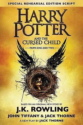 Harry Potter and the Cursed Child Parts One and Two (Special...  (ExLib)