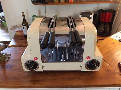Toaster grille-pain Vintage DUALIT made in England
