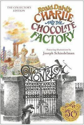 Charlie and the Chocolate Factory  (NoDust) by Roald Dahl