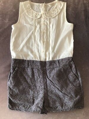 Lovely Girls Dressy Play suit - Age 8 Years - MATALAN - Xmas Party