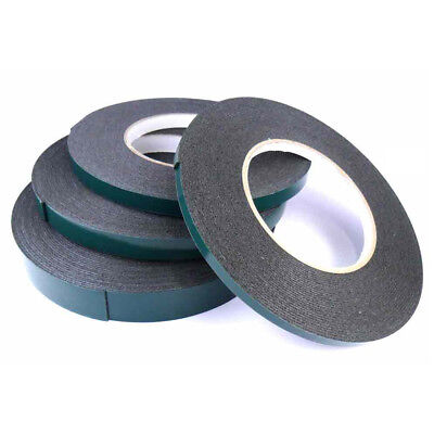 10M Double Sided Foam Tape Waterproof Number Plate Sticky Pad Strong Adhesive