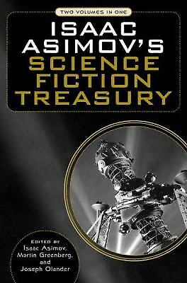 Isaac Asimov's Science Fiction Treasury  (NoDust) by Isaac Asimov
