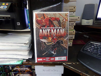 The Astonishing Ant-Man #5 NM First Print (2015)