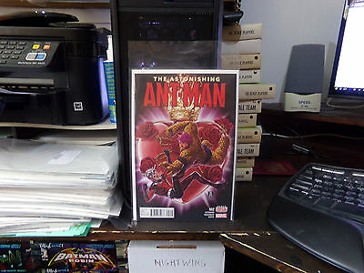 The Astonishing Ant-Man  #2 NM First Print (2015)