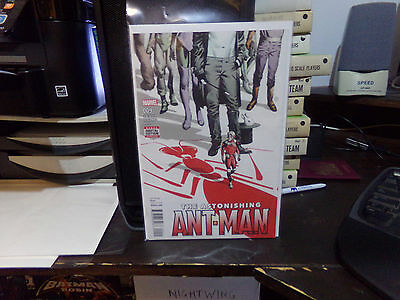 The Astonishing Ant-Man #9 NM First Print (2015)