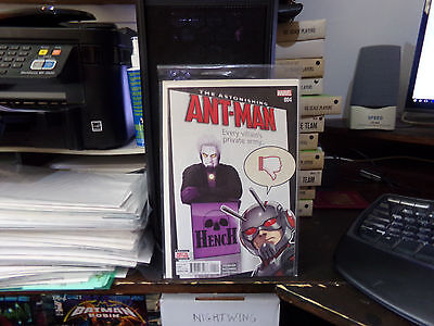 The Astonishing Ant-Man #4 NM First Print (2015)