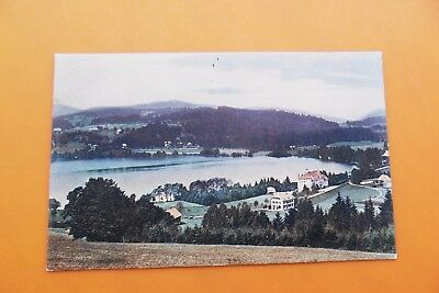 AK Titisee - Schwarzwald - Hotel Titisee - Feldpost 1915 C