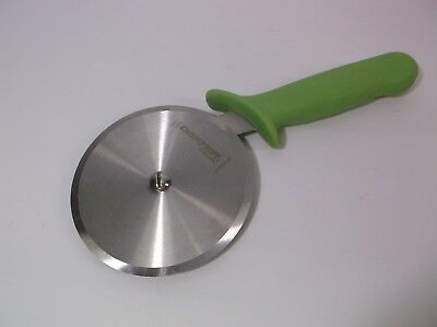 Dexter Russell 5in Pizza Wheel Cutter #P177A-5 Lt Green Handle Heavy Duty Knife
