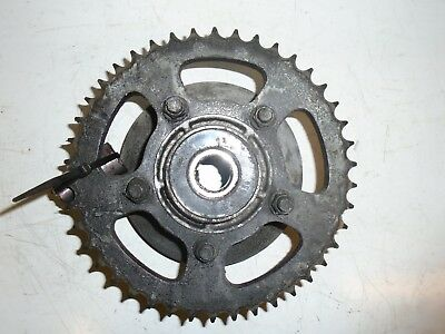 Suzuki Gsxr 750 Slabside 1984 - 1988:sprocket Carrier:used Motorcycle Parts