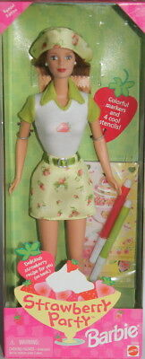Barbie Strawberry Party NRFB OVP Collector Special Edition