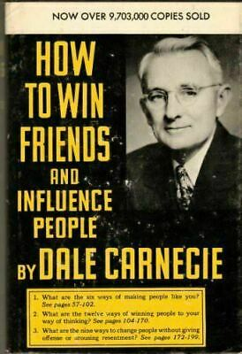 How to Win Friends and Influence People  (NoDust) by Dale Carnegie