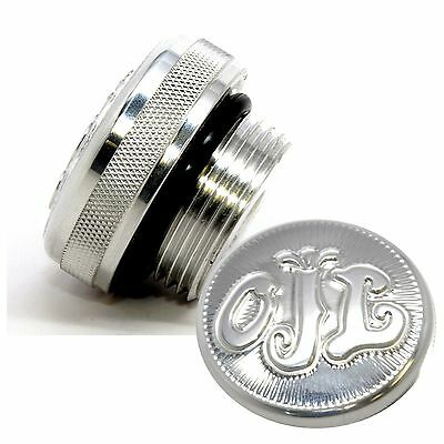 "CFL CHOPPER BOBBER OIL CAP 1-5/16"" Threaded"