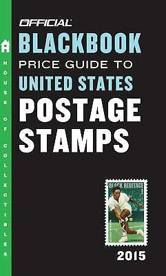 The Official Blackbook Price Guide to United States Postage Stamps...  (ExLib)