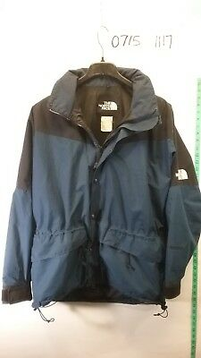 The North Face Men's Blue & Black Jacket Size Large
