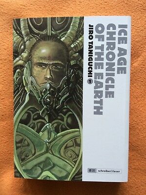 ICE AGE - Chronicle of the Earth Nr. 1. SF Manga Schreiber & Leser.