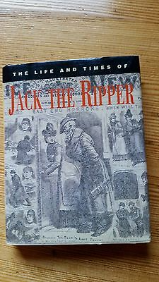 The life and times of Jack the Ripper- Mini Book- Minibuch- English