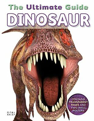 The Ultimate Guide Dinosaur by Steve Parker Book The Cheap Fast Free Post
