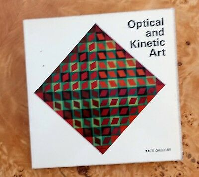 Optical And Kinetic Art-Tate Gallery 1974