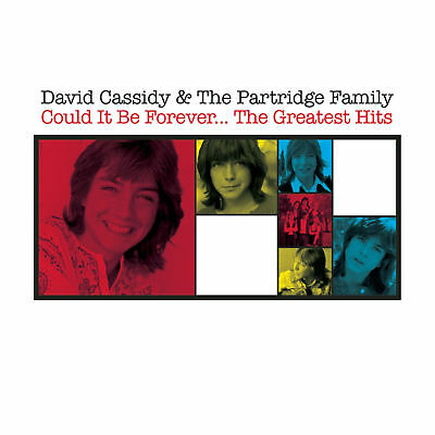 David Cassidy & And The Partridge Family The Greatest Hits CD (The Very Best Of)