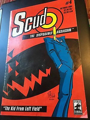 Scud The Disposable Assassin (1994-2008) #4 FN