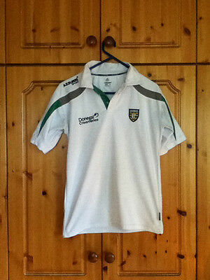 Donegal Gaelic Football Post Game Training Jersey 2009 Small Adult GAA Ireland